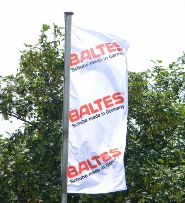 Baltes Made-in-Germany Flagge